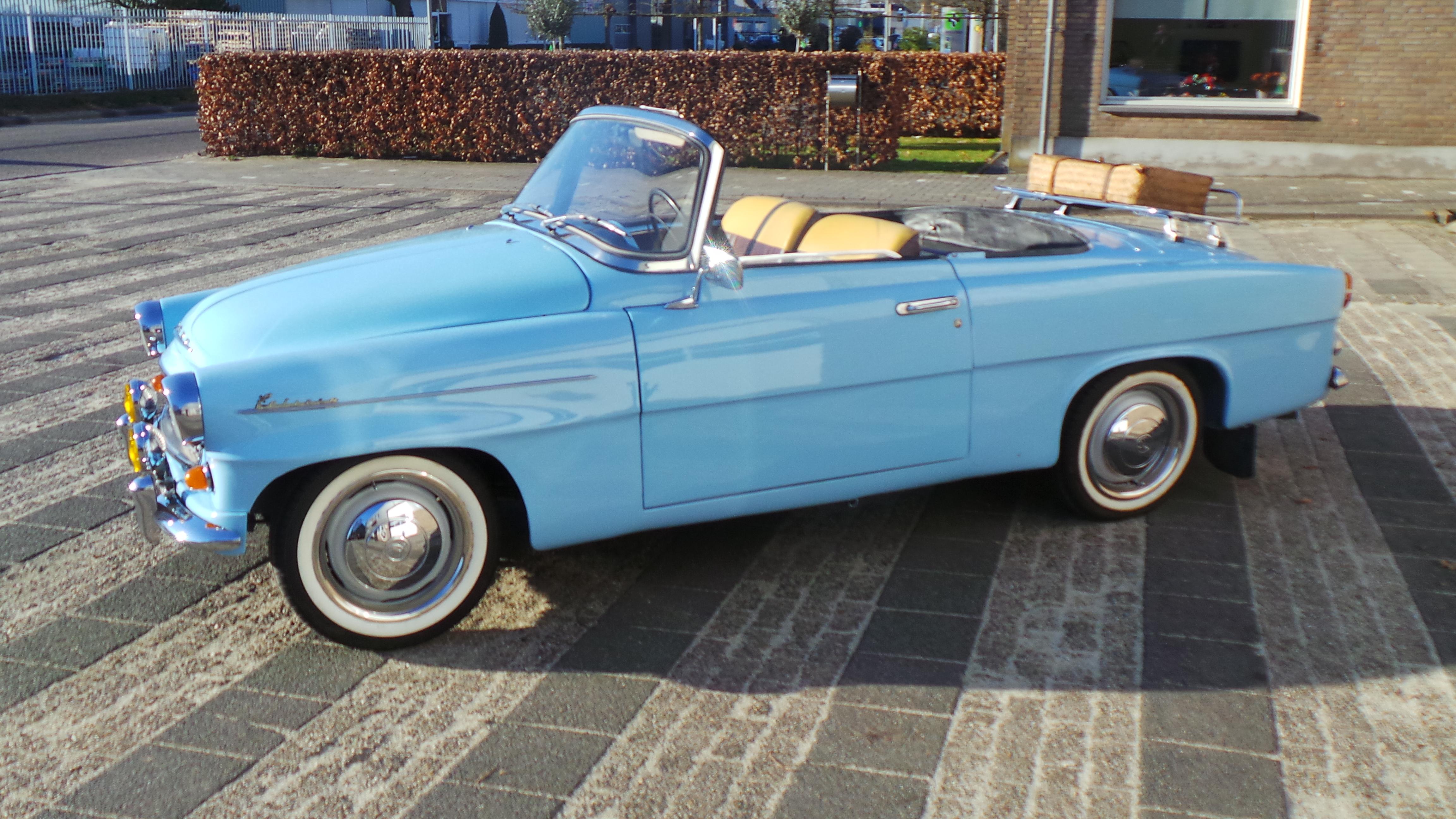 Skoda FELICIA 1960 Cabriolet