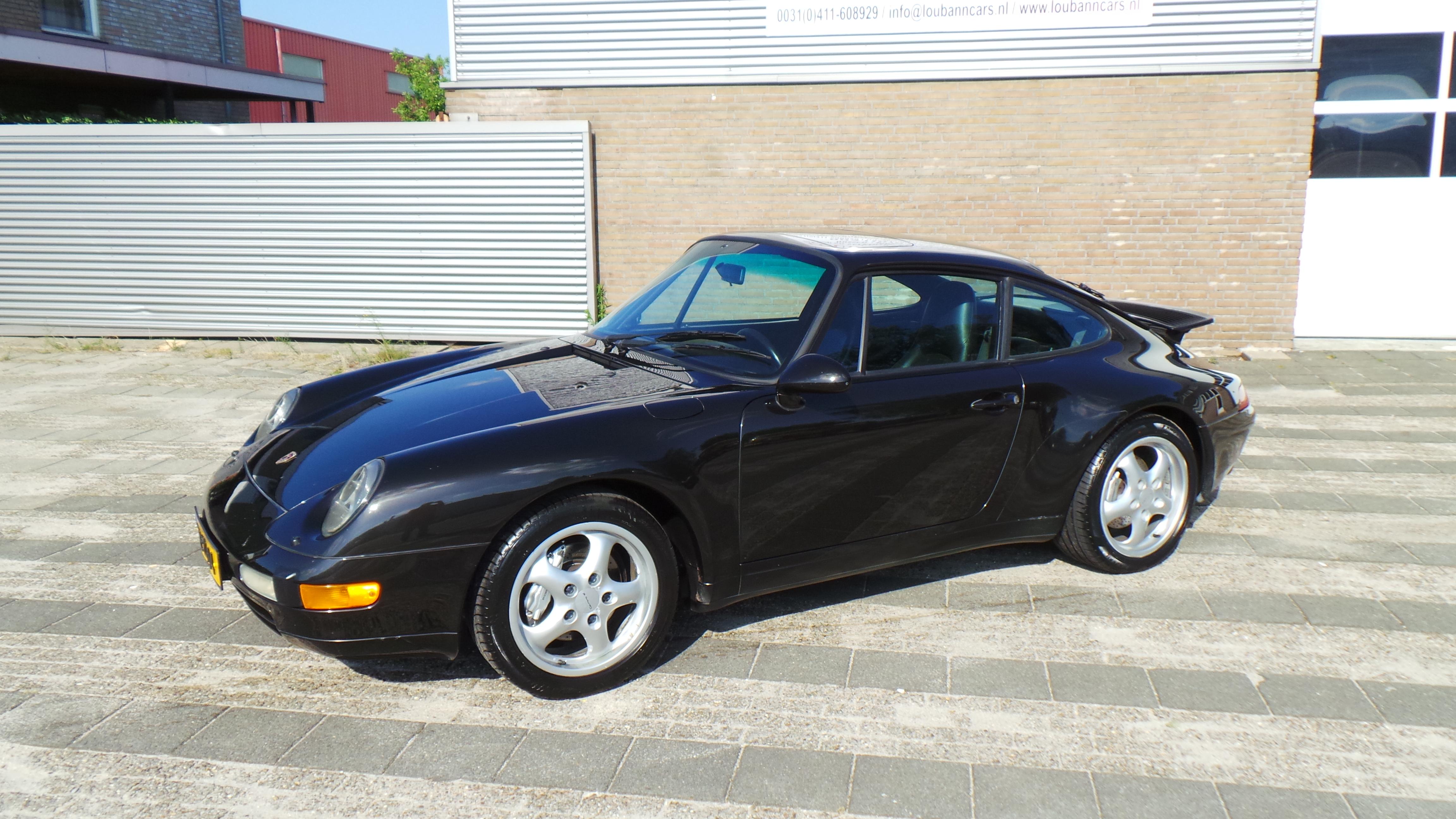 Porsche 911 3.6 Carrera 4 993 Coupe 1995 Handgeschakeld