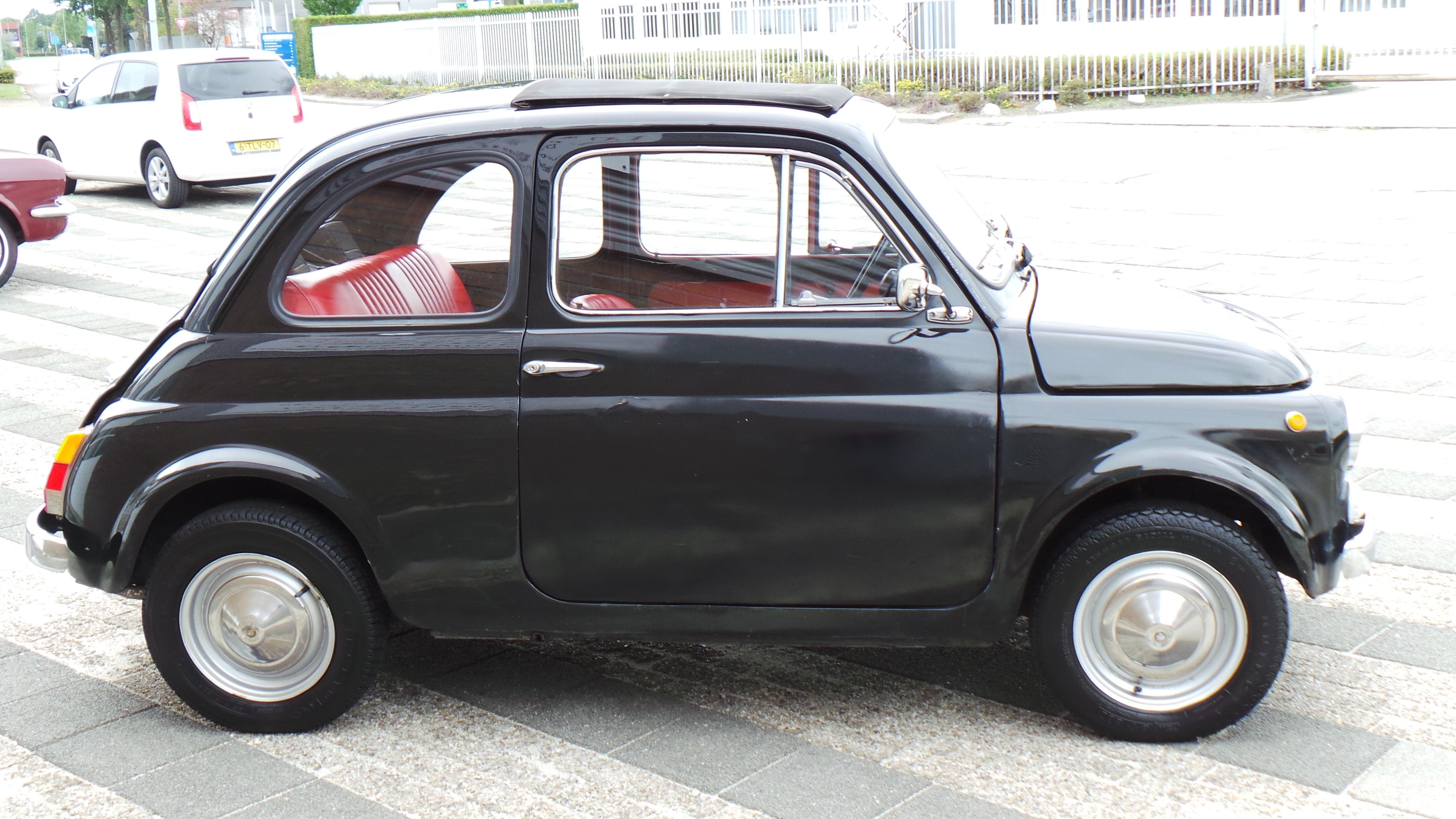 Fiat 500 500R 1969