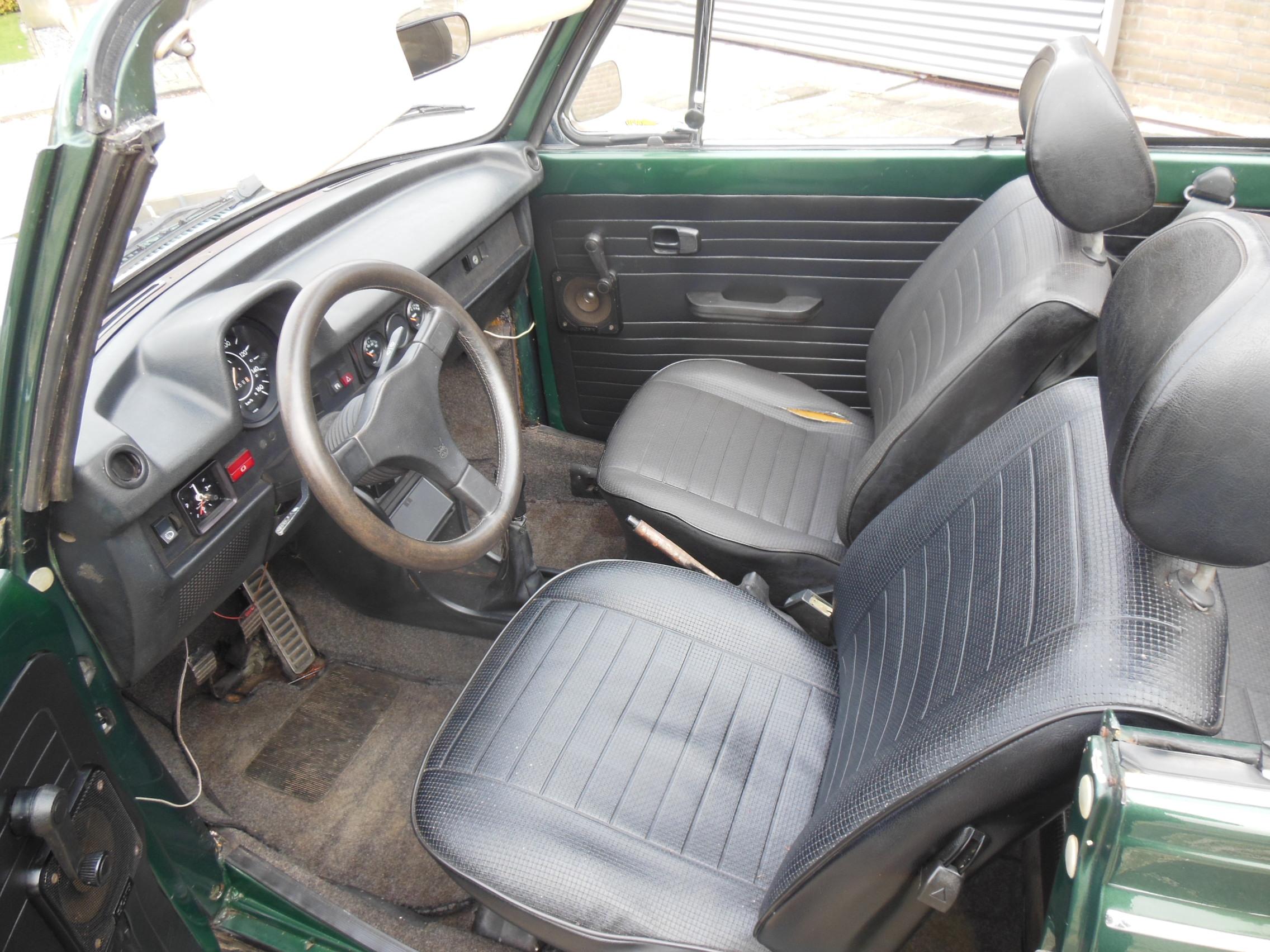 Volkswagen Kever 1303 Cabriolet 1972