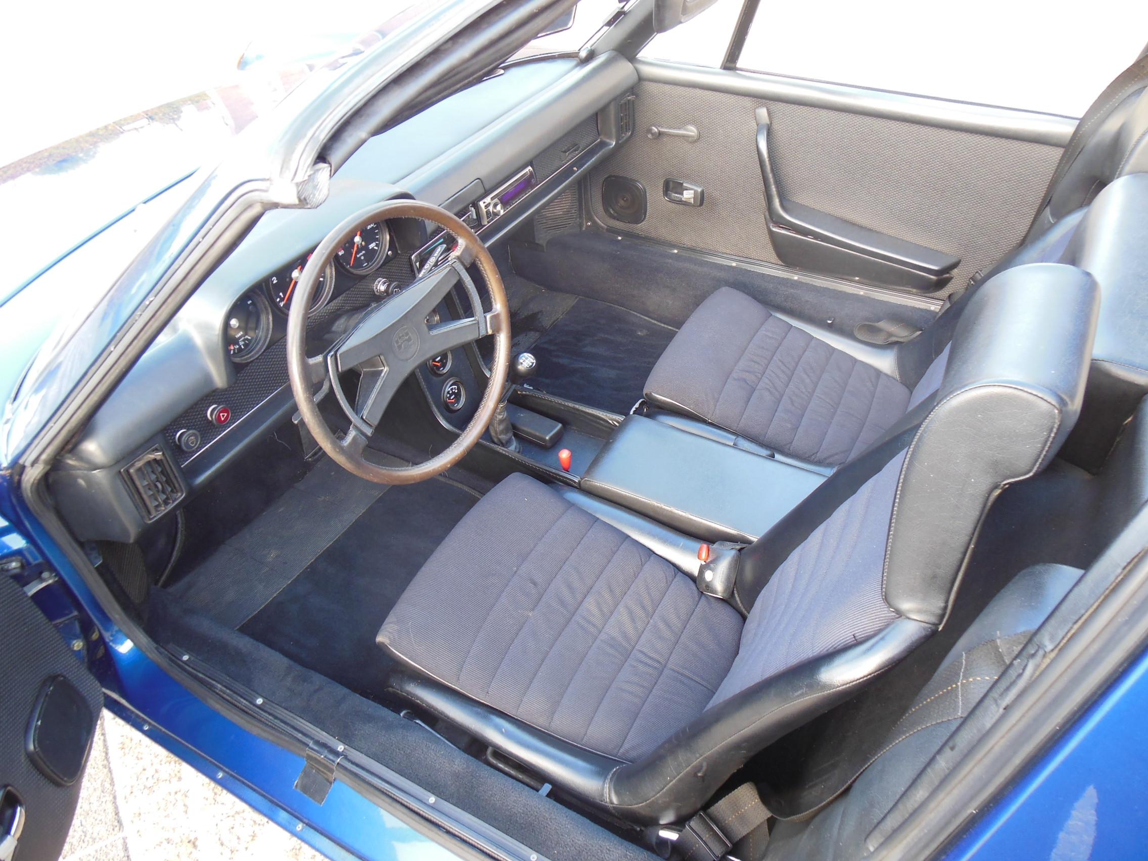 Porsche 914 2.0 1973 Motor defect