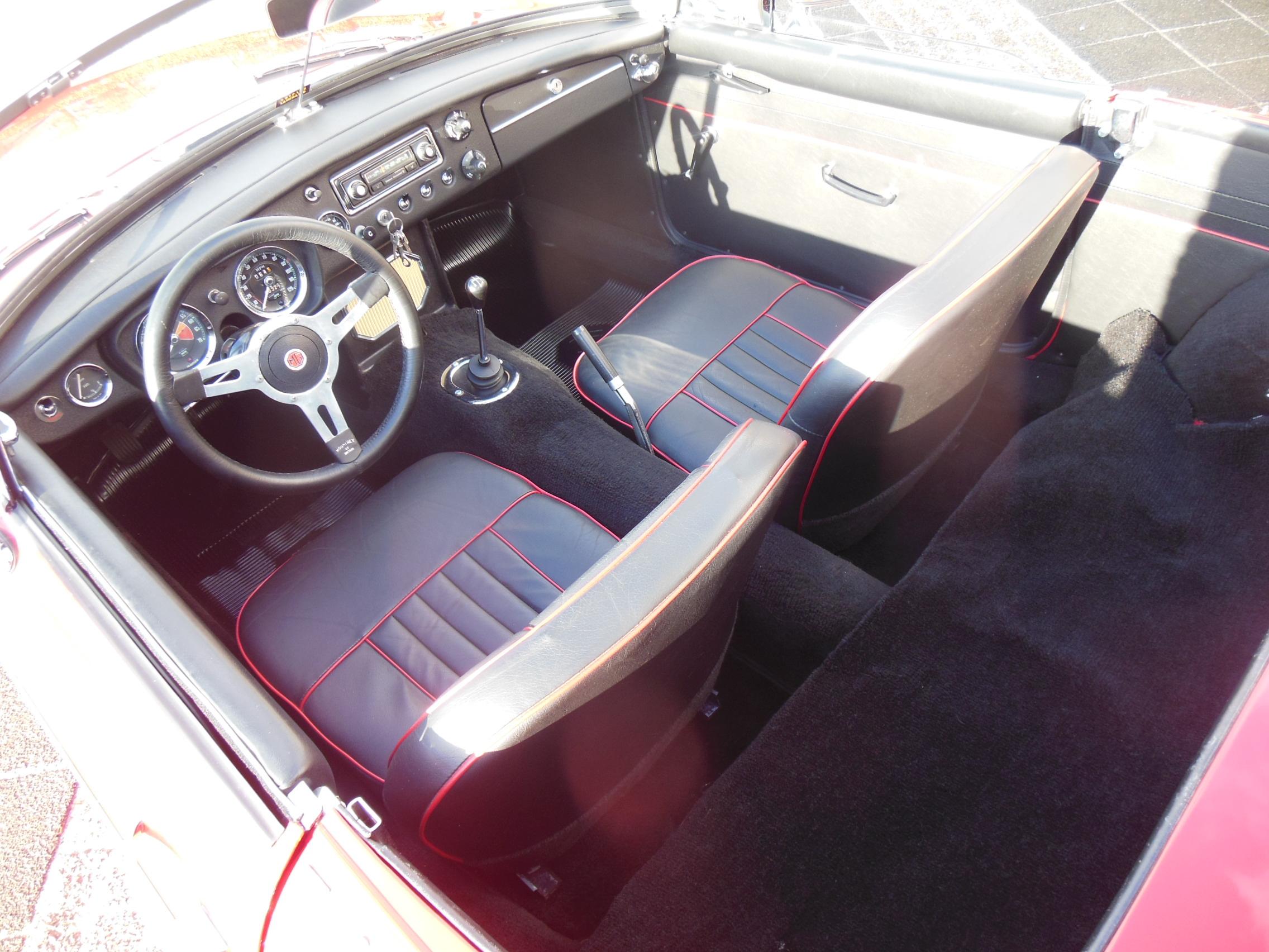 MG B type 1.8 Roadster 1965